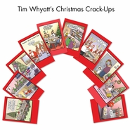Tim Whyatt's Christmas Crack-Ups Card
