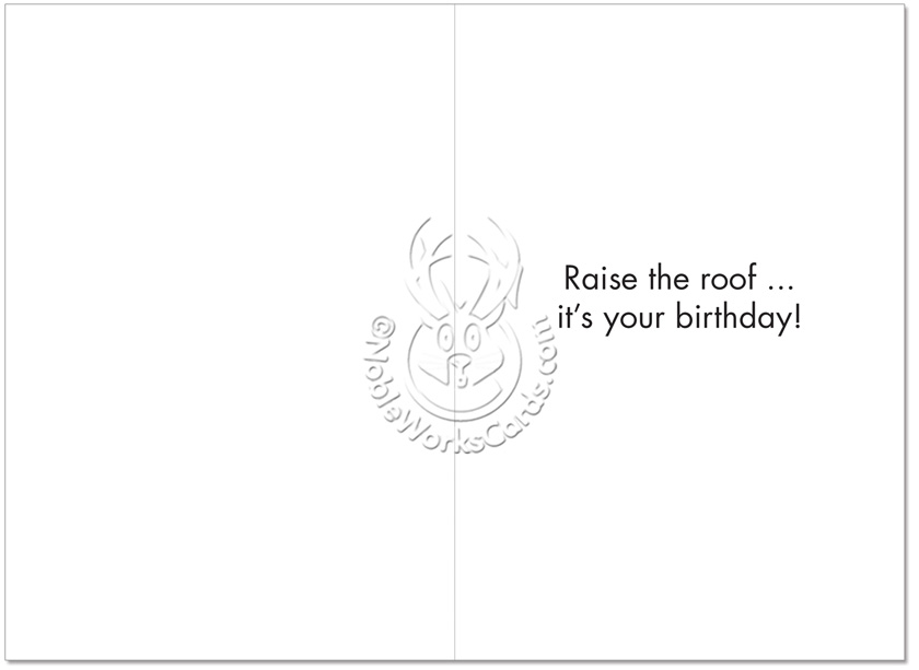 Trump White House Birthday Funny Card – Birthday Card from White House