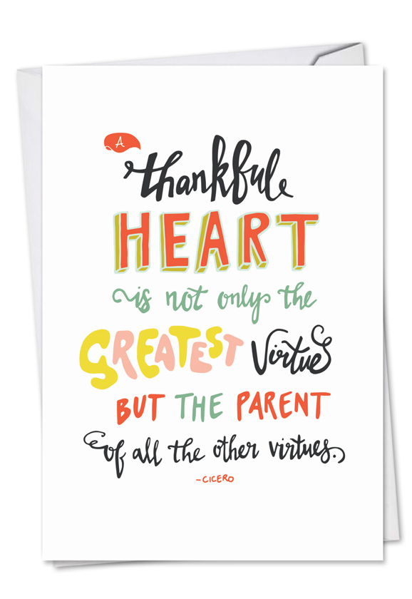 Calligraphic Thank You Card Nobleworkscards Com
