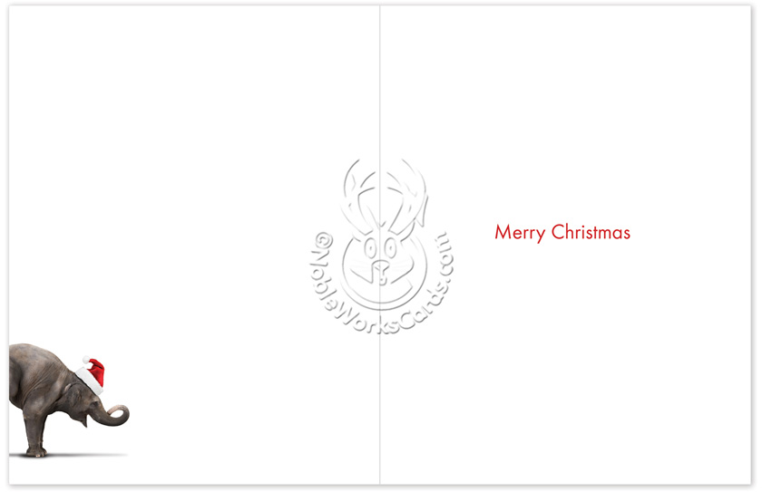 Creative Christmas Jumbo Greeting Card By Willow Creek Press From NobleWorksCards