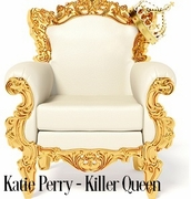 Killer Queen (Katy Perry TYPE) Scented Wickless Tart