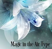 Magic In The Air Type Scented Tart