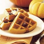 Pumpkin Pecan Waffles TYPE Scented Wickless Tarts