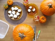 Sweet Pumpkin Scented Tart