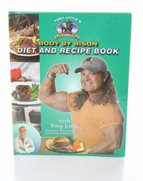 Body By Bison Diet and Recipe Book