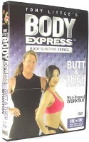 Body Express™ Butt & Thigh Reduction DVD