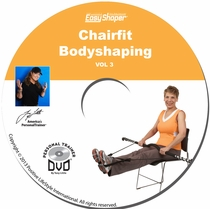 Easy Shaper® Chairfit Bodyshaping DVD