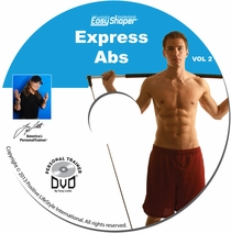 Easy Shaper® Express Abs DVD