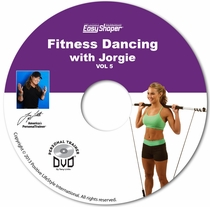 Easy Shaper® Fitness Dancing with Jorgie DVD