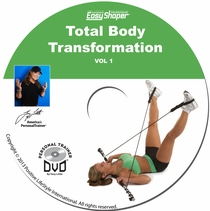 Easy Shaper® Total Body Transformation DVD