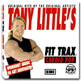 Fit Trax™ Cardio Pop™ CD