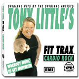 Fit Trax™ Cardio Rock™ CD