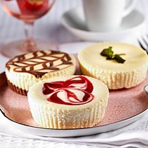 Protein Sensations� Traditional NY Cheesecakes