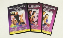 Target Training™ 2000 Set Of (3) DVD's