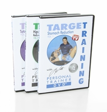 Target Training™ - Set of (3) DVD's