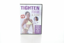 Tighten, Firm & Smile - DVD