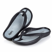 Tony Little Cheeks® Massage Sandal with Gel Insole