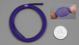1 Meter Wire Mesh 9mm (Purple)