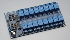16 Channel Relay Arduino Compatible