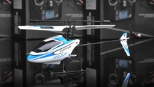 2.4Ghz 4 Channel V911  mini Helicopter (Blue) RC Remote Control Radio