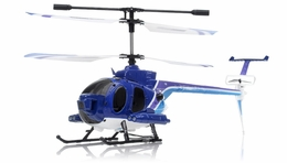 3.5 Channel 3319B Photo/Video taking  Helicopter RTF with Built in Gyro + Camera (Blue) RC Remote Control Radio