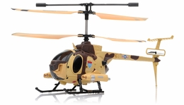 3.5 Channel 3319B Photo/Video taking  Helicopter RTF with Built in Gyro + Camera (Camo) RC Remote Control Radio