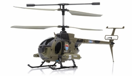 3.5 Channel 3319B Photo/Video taking  Helicopter RTF with Built in Gyro + Camera (Green) RC Remote Control Radio