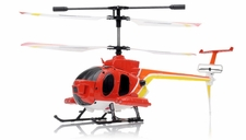 3.5 Channel 3319B Photo/Video taking  Helicopter RTF with Built in Gyro + Camera (Red) RC Remote Control Radio
