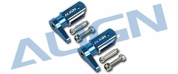 450FL Main Rotor Holder Set/Blue H45112