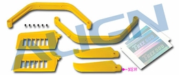 500 Upgrade Parts Assembly/Yellow H50076-06