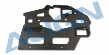 550L Carbon Fiber Main Frame(L)/2.0mm- H55B004XX