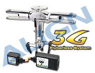 600_3G_Programmable Flybarless System/Silver HN6110