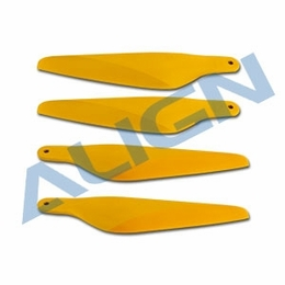 7 Inch Main Rotor - Yellow MD0703DA