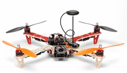 AeroSky P12    Quadcopter 4 Channel ARF w/ GPS RC Remote Control Radio