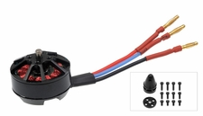 AeroSky Performance Brushless Multi-Rotor Drone Motor MC2206-2000KV Clockwise 05M-26-MC2206-2000KV-12P-CW