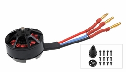 AeroSky Performance Brushless Multi-Rotor Drone Motor MC2206-2000KV Counterclockwise 05M-26-MC2206-2000KV-12P-CCW