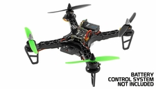 AeroSky QAV 250mm Superlight Plastic quadcopter combo RC Remote Control Radio