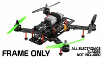 AeroSky 250 Carbon Fiber KIT Drone Racing Quadcopter RC Remote Control Radio Quadcopter