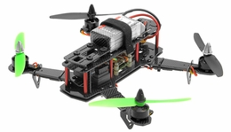 AeroSky QAV ZMR250 Superlight Carbon Fiber RTF Drone Racing Quadcopter RC Remote Control Radio Quad