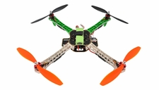 AeroSky    Quadcopter 4 Channel RTF w/ LED (Green) RC Remote Control Radio