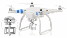 Aerosky X350 Quadcopter GPS 2.4ghz Ready to Fly Drone RC Remote Control Radio 05H533-X350-RTF-24G