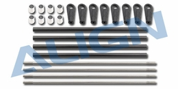 Aileron Carbon Fiber Linkage Rod Set H70068