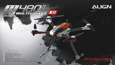 Align M480L Multicopter Kit Version w/ Motors, PCU, ESC, Retracts (No APS-M, GPS) RM48005X