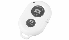 Kootek Bluetooth Wireless Remote Control Spy Camera Shutter Release Self Timer for iPhone 5 5s 5c 4s 4, iPad 5 4 3 iPad Air Mini, Samsung Galaxy S4 S3 Note 3 2, Android Phone