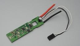 Brushless speed controller(WST-15A(R)) HM-QR-X350-Z-09