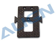 CF Battery Mounting Plate (BLACK) HS1123-00