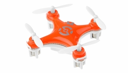 Cheerson CX-10 Micro Quadcopter Drone Ready to Fly 2.4ghz (Orange) RC Remote Control Radio
