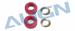 Damper Rubber/Red 60?¢X H55055