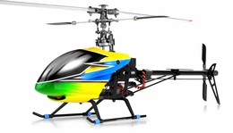 Dynam 6-Ch  Carbon Fiber E-Razor 450-3D Metal  Helicopter ARF Brushless Motor+ESC RC Remote Control Radio