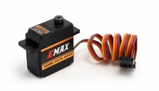 EMAX ES09MD (dual-bearing) specific swash servo for 450 helicopters 66P-218-ES09MD-450Heli-Servo